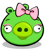 prince pigs lover - angry-birds icon