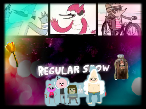 regular show pic