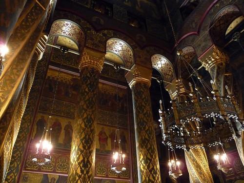 Curtea de Arges Romania orthodox church eastern europe