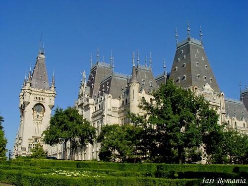 Palace of Culture Iasi Romania beautiful european palaces