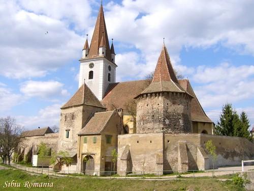 Sibiu Romania Eastern Europe cities