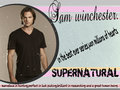 sammy winchester - sam-winchester wallpaper