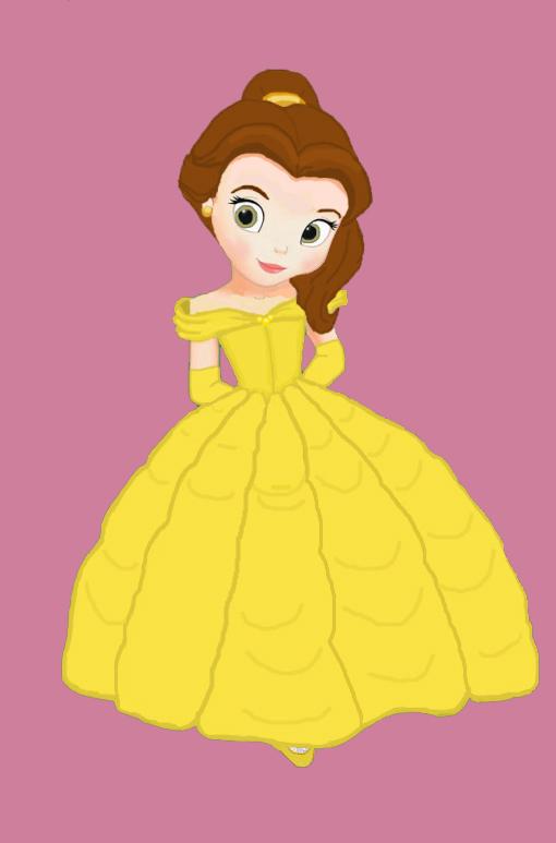 Disney Princess Images Sofia As Belle Hd Wallpaper And Sofia Disney Princess