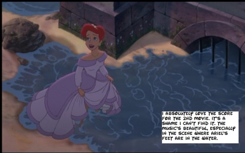 the little mermaid 2