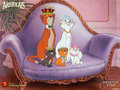 the royal Aristocats family