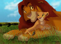 whose there - the-lion-king-2-simbas-pride fan art