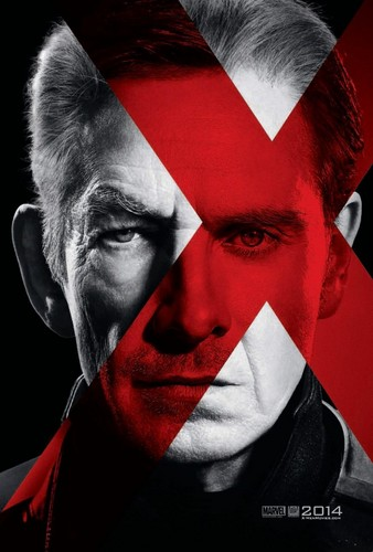 Michael Fassbender wallpaper titled x-men days of future past poster HQ