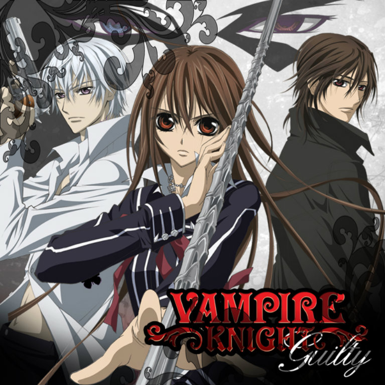 vampire knight clubZero And Kaname Vampire Knight