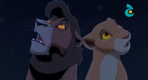 الملك الأسد 2: عهد سمبا the lion king 2: simbas pride
