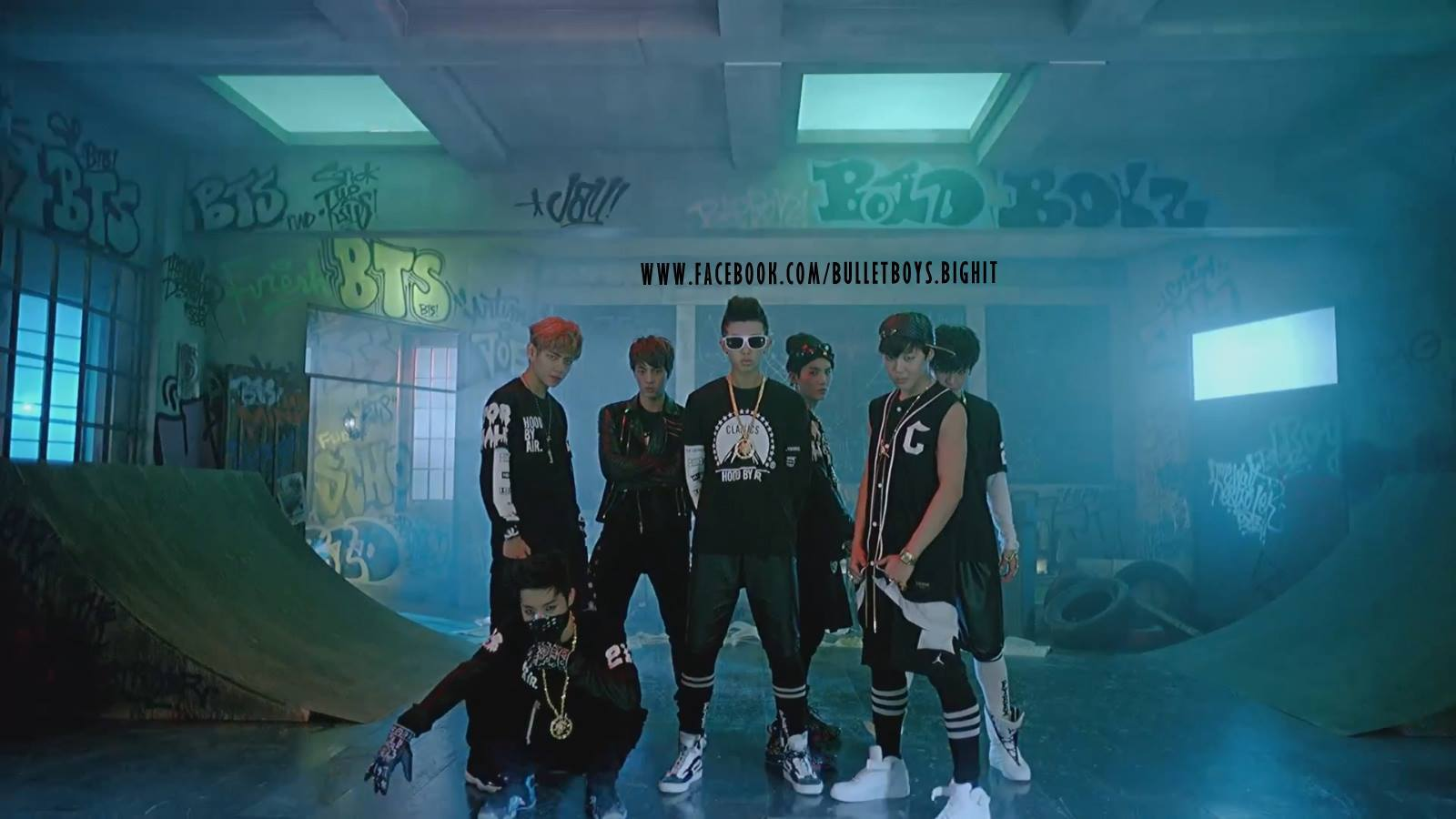 ♫ Bangtan Boys wallpaper ♫
