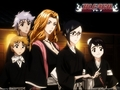 *Bleach Girls* - bleach-anime wallpaper