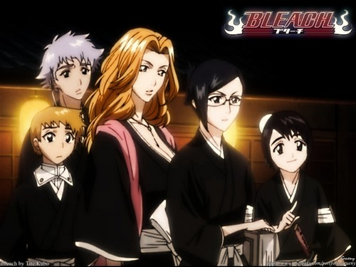 *Bleach Girls*