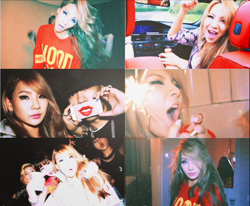 CL wallpaper probably with a portrait entitled ♡ CL - DO YOU LOVE ME M/V ♡