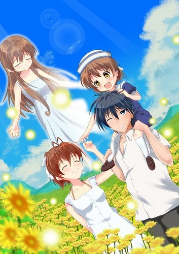 Anime couples images ~Clannad♥(Nagisa x Tomoya) wallpaper ...