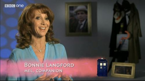'Doctor Who Live'. :)