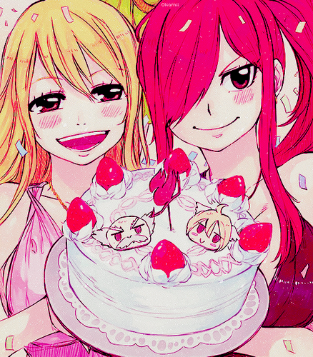 ~Fairy Tail♥(Girls)