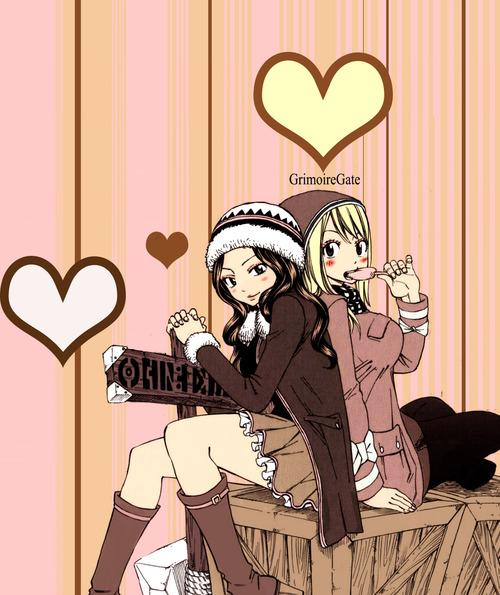 ~Fairy Tail♥(Girls)
