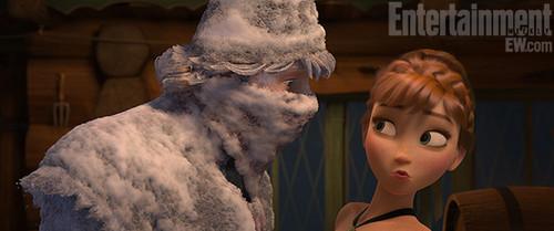 'Frozen'... Awkward