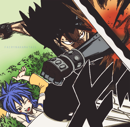 ~GaLe♥(Gajeel x Levy)