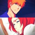 ~Ichihime♥(ichigo x Orihime)