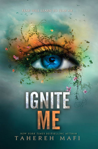 'Ignite Me' official book cover