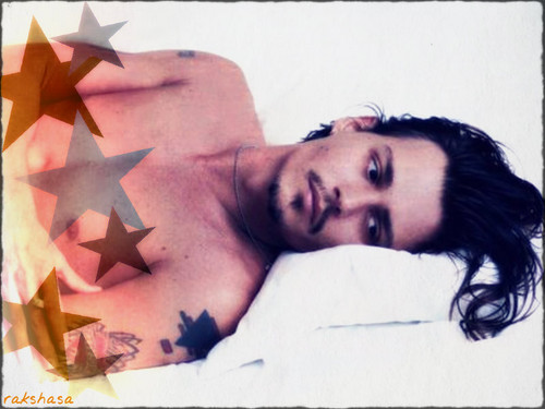 Johnny Depp wallpaper probably containing skin called ★ Johnny ☆