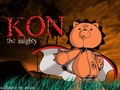 *Kon* - bleach-anime wallpaper