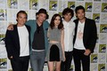 'MORTAL INSTRUMENTS' cast at Comic Con press conference (July 19, 2013)