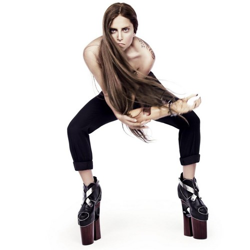 *NEW* 写真 from ARTPOP Photoshoot によって Inez and Vinoodh
