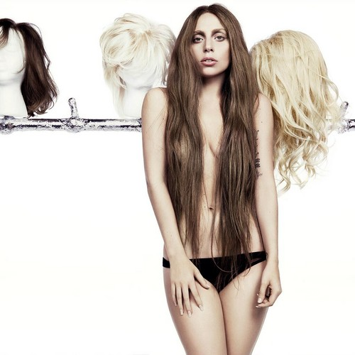 *NEW* picha from ARTPOP Photoshoot kwa Inez and Vinoodh