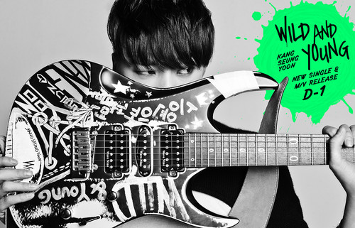[OFFICIAL] Kang Seung Yoon - Wild and Young