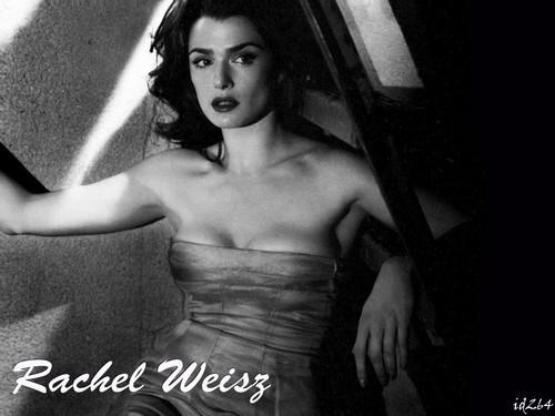 Rachel Weisz wallpaper probably containing a cocktail dress entitled  Rachel Weisz