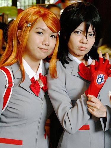 ❋ Rukia and Orihime✼