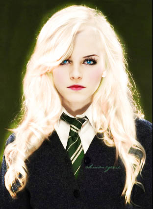 Slytherin Hermione version