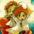 ~Spain and chibi Romano~