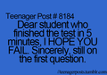 #Teenager Post
