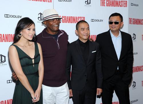 """""""The Grandmaster"""" New York Screening"""