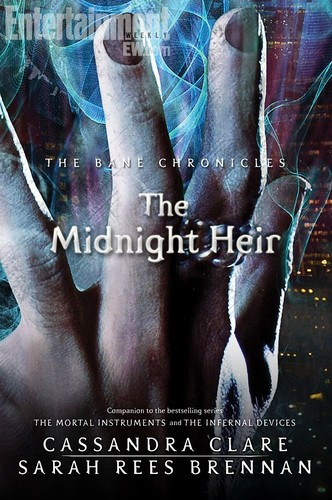 'The Midnight Heir' book cover (The Bane Chronicles #4)