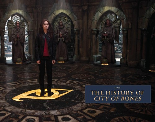'The Mortal Instruments: City of Bones' official illustrated companion фото