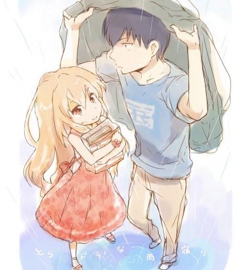 [Toradora] Ryuuji x Taiga -Toradora-Taiga-x-Ryuuji-anime-couples-35286685-500-556
