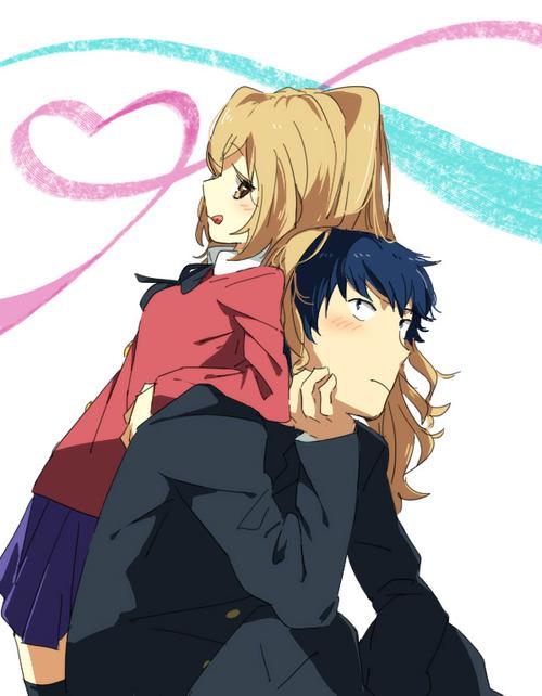 Anime Couples Images ToradoraTaiga X Ryuuji Wallpaper And Background Photos
