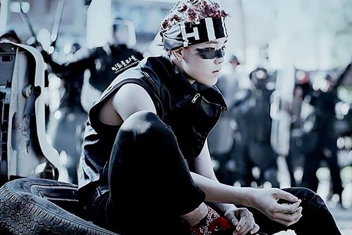 Zelo wallpaper entitled ♥Zelo Badman MV♥