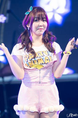 130727 – Raina at Yeosu Youth Culture Festival