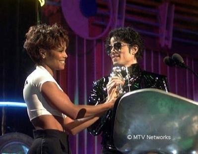 "1995 ""MTV"" Video música Awards"