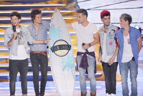 1D at the TCA's
