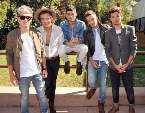 1d at Teen Choice Awards 2013