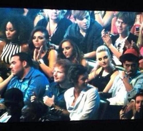 1d nd little Mix at Teen Choice Awards 2013
