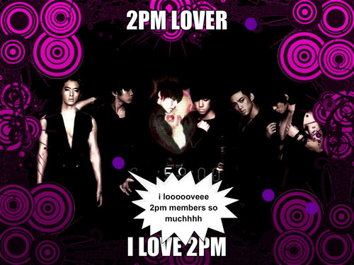 2pm lover