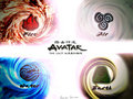 4 Elements  - avatar-the-last-airbender photo