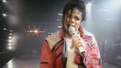 "A Live Performance Of ""Beat It"""